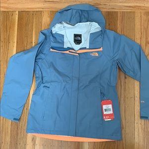 North Face Venture rain jacket (NWT)